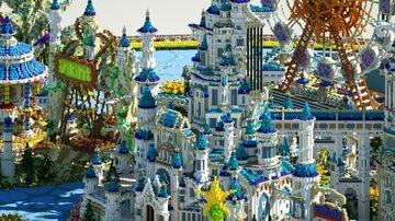 Minecraft W land Minecraft Map & Project