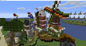 Netherlands style build Minecraft Map & Project
