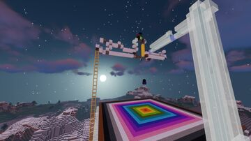 Dragon Egg Based Dartboard Minigame   1.16+ Minecraft Map & Project