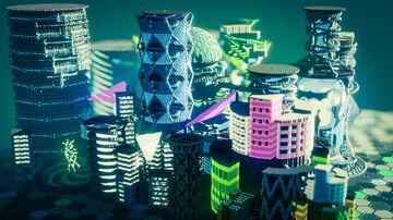 Futuristic Sci-Fi Utopia Minecraft Map & Project