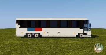 Coach bus | ERT Minecraft Map & Project