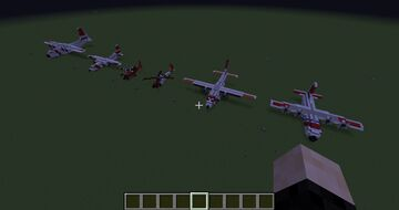coast guard planes/choppers Minecraft Map & Project