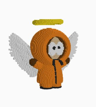 Angel Kenny Minecraft Map & Project