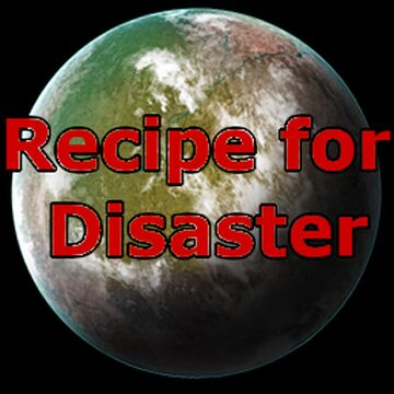 Recipe for Disaster [1.16.5] Minecraft Map & Project