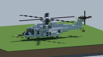 Sikorsky CH-53K King Stallion [With Download] Minecraft Map & Project