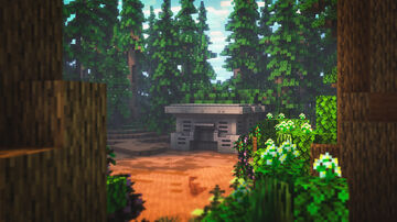 Endor Bunker Minecraft Map & Project