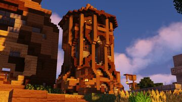 Medieval - Skywars Map Minecraft Map & Project