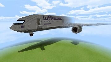 Airbus and boeing (tommist and dasglu) Minecraft Map & Project