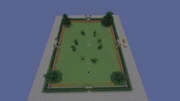 Croquet map simple Minecraft Map & Project