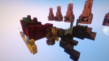 Fireplaces [SkyWars Map] Minecraft Map & Project