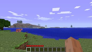 Empty TU1 Tutorial World (Java Edition Beta 1.6.6) Minecraft Map & Project