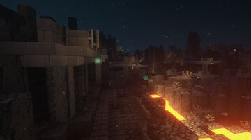 The Ruins of Dust - Les Ruines de Poussières Minecraft Map & Project