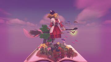 MInecraft Organic - Magic Girl Minecraft Map & Project