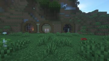 my first post Minecraft Map & Project