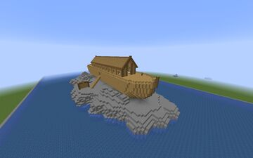 Noah's Ark Minecraft Map & Project