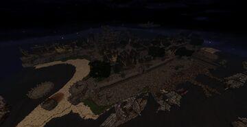 The World of Ventura (Server) Minecraft Map & Project