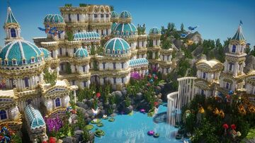 Anhelante Minecraft Map & Project