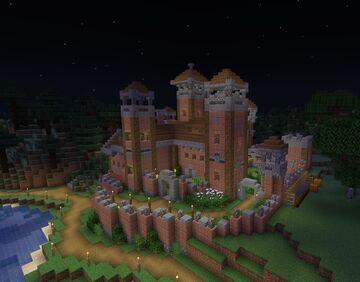 Fort 1 Minecraft Map & Project