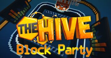 Block Party Practice Simulation from The Hive Minecraft Map & Project