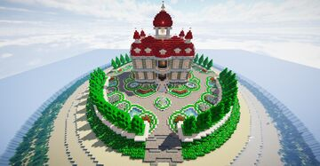 Mushroom Palace Minecraft Map & Project