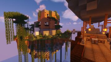 The Motel Minecraft Map & Project