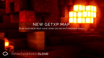 New map Cave, for GetXP! Minecraft Map & Project