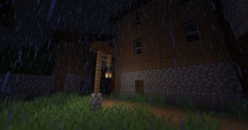 The Woody Home Minecraft Map & Project
