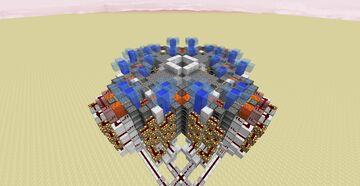 fast 3x3 cobblestone generator Minecraft Map & Project