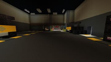 FNaF: Security Breach Teaser Trailer 1.16.3 Minecraft Map & Project