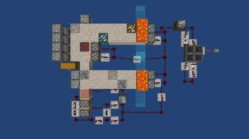 Effective Ore Genetrator (Mineland Skyblock) Minecraft Map & Project