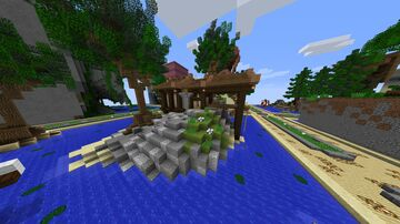 50x50 Plot Minecraft Map & Project