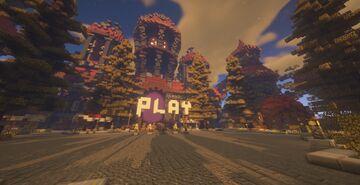 Lobby/ Hub / Spawn Minecraft Map & Project