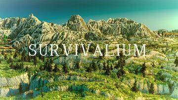 [10k x 10k] Survivalium Minecraft Map & Project