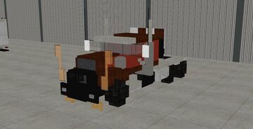 Kenworth C500 Prime Mover [The Realism Society] Minecraft Map & Project