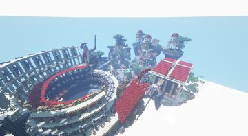 Antique Greek Map Minecraft Map & Project