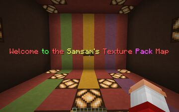Texture Pack Test Map 1.15.X ! - by ItsMeSamsam Minecraft Map & Project
