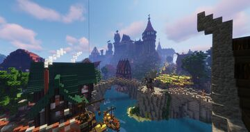 Steiningen | Cultcraft.de | Survival Minecraft Map & Project