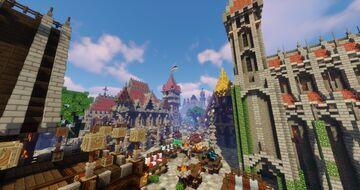 Steiningen   Cultcraft.de   Survival Minecraft Map & Project