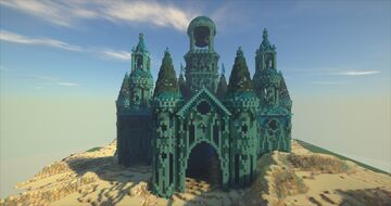 Underwater Bell Tower Minecraft Map & Project