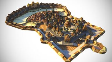 Fancy Minecraft Map & Project