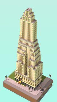 10 Grand Centre, NY Minecraft Map & Project