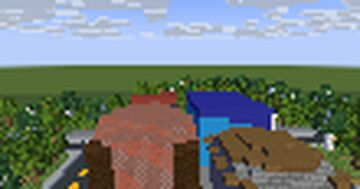 Counchburg, Robba Street 51. Minecraft Map & Project