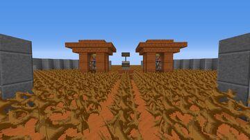 Deadbush Lands 2 (Survival Challenge) Minecraft Map & Project