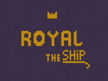 RMS Royal Minecraft Map & Project