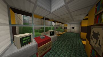 OPERATION SAVE CARL 1.12 Minecraft Map & Project