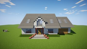 2 small house Minecraft Map & Project
