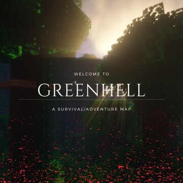 GreenHell (1.15.2 Adventure map) Minecraft Map & Project
