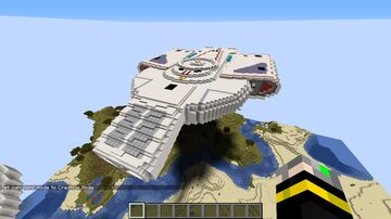 The Delta Fleet Project: M-Class Planet Minecraft Map & Project