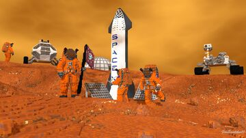 [Build] The Martian film in Minecraft Minecraft Map & Project