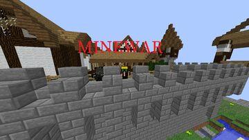 MINEWAR 1.12.2 Minecraft Map & Project